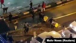 طی روزهای گذشته در بیش از ۷۰ شهر ایران تجمعهای اعتراضی برگزار شده است.
