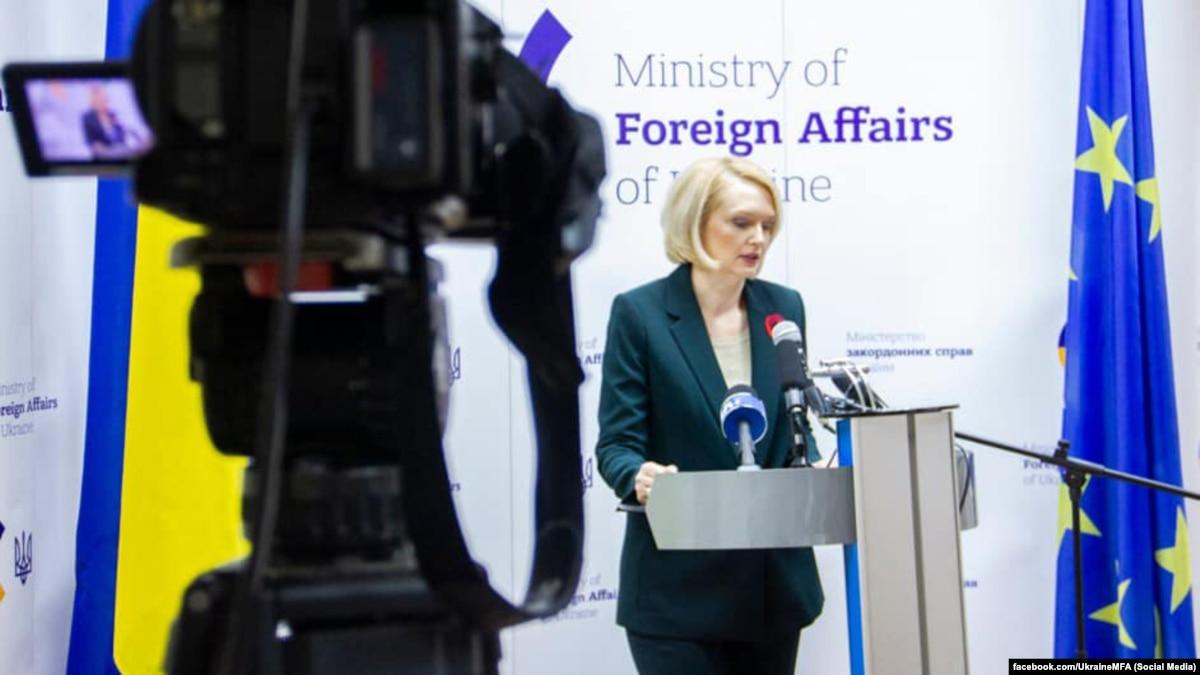 МИД призывает мир осудить атаку боевиков на Донбассе €? Зеленко