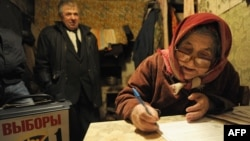 Голосование на дому открывает большой простор для импровизаций с подсчетом голосов