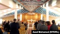 قداس الميلاد في كنيسة مار يوسف بالسليمانية