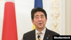 Shinzo Abe - foto arkivi