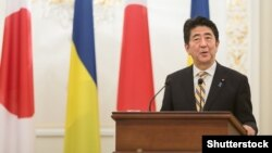 Kryeministri i Japonisë, Shnizo Abe