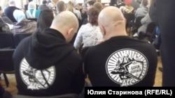 Участники публичных слушаний о строительстве собора в Красноярске