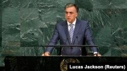 Действующий президент Черногории Филип Вуянович занимал должность два пятилетних срока