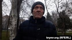 Житель Армянска, март 2021 года