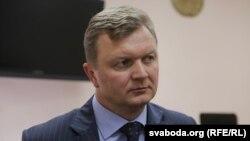 Адвакат Жаляна Віё Дзьмітры Пяткевіч. 15 лістапада 2017 году