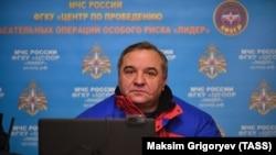 Экс-министр России по делам гражданской обороны, чрезвычайным ситуациям и ликвидации последствий стихийных бедствий (архивное фото)