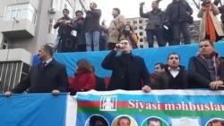 Əli Kərimlinin mitinqdə çıxışında bir parça