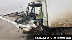 Авария в Ленинском районе, 8 февраля 2019 года