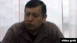 """Низомхон Ҷӯраев дар телевизиони """"Ҷаҳоннамо"""""""