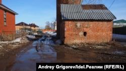 Весна казанских окраин: посёлок Малые Клыки
