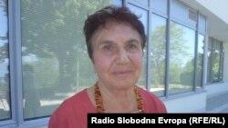 Олга Мишевска Томич, професор по македонски јазик.