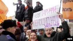 Нынешним украинцам не до событий 15-летней давности