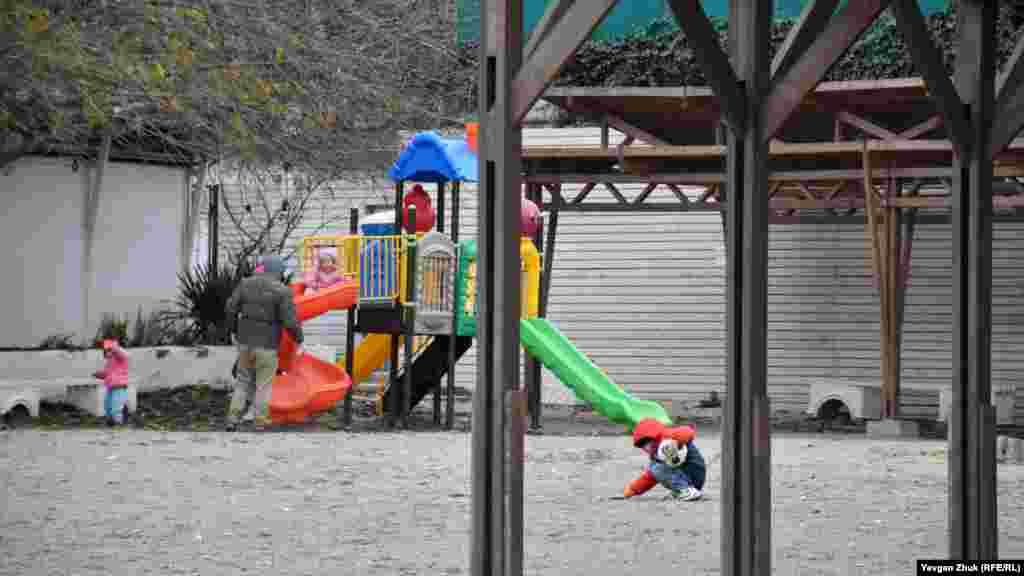 Ігри на дитячому майданчику