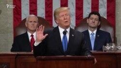 Трамп: Бо дӯстон ҳастем, бо душманон муқобала мекунем