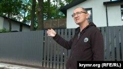 Михайло Джамаль, власник будівельного бізнесу