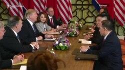 Санкциите причина за неуспехот на самитот меѓу Трамп и Ким