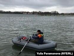 Надувные лодки - альтернатива парому