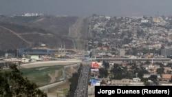 Вид на Сан-Диего.