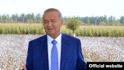 Президент Ислам Каримов.
