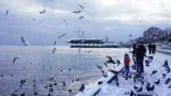 Зимний туризм в Крыму