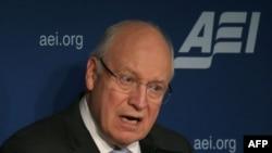 Dick Cheney, Vaşinqton, 8 sentyabr 2015