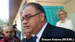 Новиот српски претставник во босанското колективно претседателство, Младен Иваниќ.