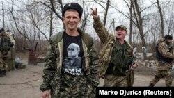 Ілюстраційне фото. Проросійські бойовики в селі Чорнухине, Донецька область, березень 2015 року