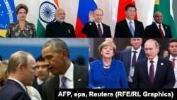"""Эпизоды """"саммита"""" G20 в Анталье"""