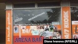 A hanuai Arena Bar, a 2020. január 19-én elkövetett terrortámadás egyik helyszíne.
