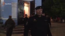 За патрулювання Генічеського району взялися козаки (відео)