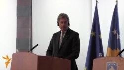 Хан во Косово, донација за Таџикистан