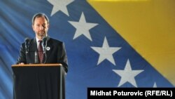 Patrick Moon, ambasador SAD u BiH