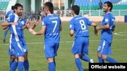 "Tajikistan,Kulob city, a game betweeb tajik FC ""Ravshan""-Kulob and ""Parvoz""-Ghafurov,10May2013"