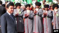 Turkmen President Gurbanguly Berdymukhammedov ranks among the heads of the most repressive countries.
