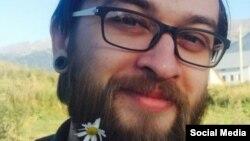 Игорь Сычев, Шығыс Қазақстан облысы Риддер қаласында тұратын блогер. (Көрнекі сурет)