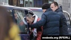 Затрыманьне пасьля канцэрту #БНР100
