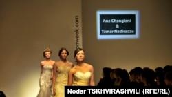 Показ мод на Tbilisi Fashion Week, Тбилиси, 23 ноября 2010
