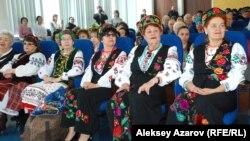 Украин хоры. Алматы, 4 наурыз 2014 жыл. (Көрнекі сурет)