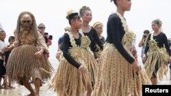 Malayziyada Mah Meri tayfası