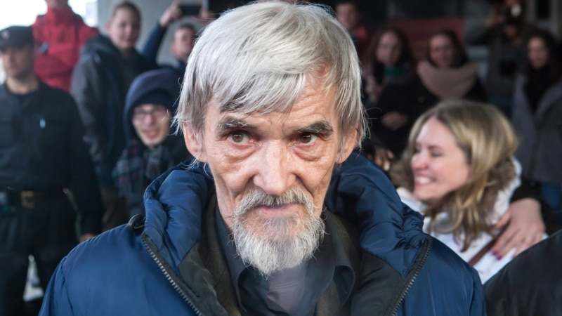 Supporters Rally For Prominent Gulag Historian Who Faces Lengthy Prison Term