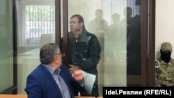 Ринат Раимджанов в суде