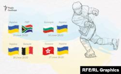 Коли вболівати за жіночу збірну України з хокею?