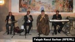 قارىء المقام العراقي حسين الاعظمي