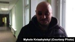 Дмитро Баркар, кореспондент Радіо Свобода (фото: Микола Княжицький)