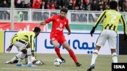 تراکتورسازی مقابل الاتحاد عربستان به پیروزی یک بر صفر رسید.