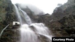 Водопад Учан-Су на Ай-Петри
