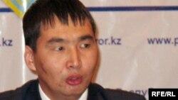 Nurdaulet Suindikov, spokesman for the Kazakh prosecutor-general