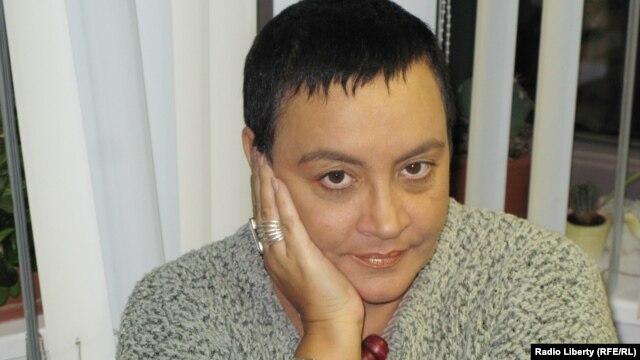 Russia-Veronika Bode, Moscow, 26Nov2010