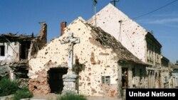 Ratna razaranja u Vukovaru